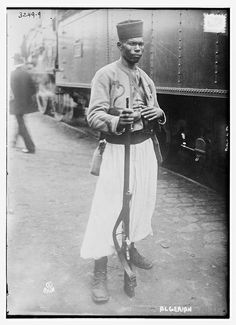 Algerian (LOC) by The Library of Congress, via Flickr