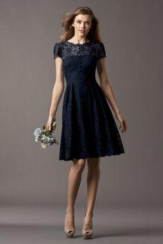 Watters Maids Dress Ash Style 4257 | Watters.com