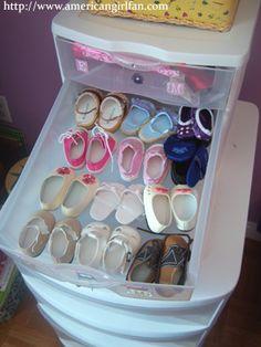 Organize baby nursery on pinterest 21 pins - Baby shoe organizer ideas ...