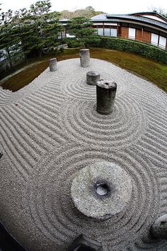 Stones and Sands  Tofukuji temple #japan #kyoto