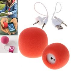 Cheap Mini USB Portable Speaker for iPhone 4S, iPhone 4, iPhone