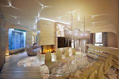 Luxueux Modèles De Maisons Avec Un Twist