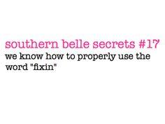 Southern Belle Secret #17
