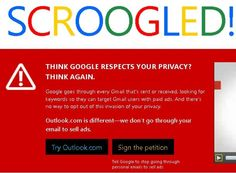 Microsoft goes after Google with attack on Gmail privacy | Internet & Media - CNET News
