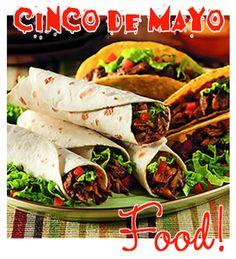 foods, food idea, fiesta, beef taco, mayo food, recip, ari, parti, cinco de mayo