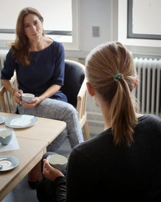 Princess Mary visited a foundation which she is the godmother and which is also supported by Princess Mary Foundation.