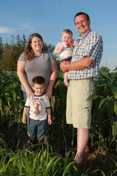 Corn, Beans, Pigs and Kids: Knee High by the 4th of July in North Iowa