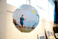 How to Make Glowing Photo Spheres by photojojo #DIY #Photo_Spheres #photojojo