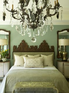 Gorgeous bedroom {designed by Laura Lee Clark}