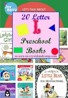 20 Books Children Must Read: Letter L
