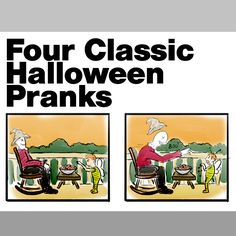 good halloween pranks yahoo answers