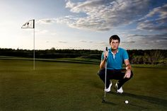 Shooting Players Shots - How to Photograph Golf - Tips and Techniques
