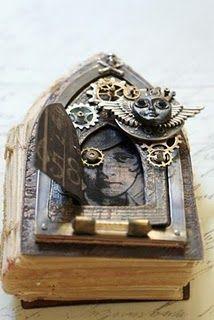 steampunk shrine