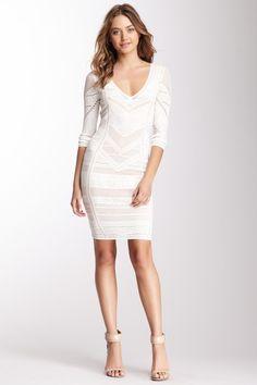 Pointelle Dress on HauteLook