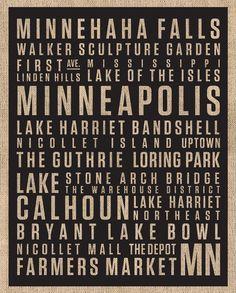 Minneapolis <3