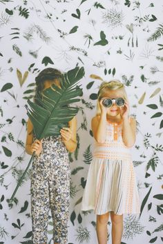 Babiekins Magazine   Fashionkins // Indoor Jungle