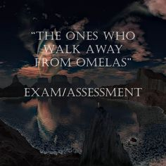 "the ones who walk away from omelas point of view The first entry in my new essays sectionthe story of omelas is a fascinating classic, and i recommend it for anyone who likes to think a critical analysis of ""the ones who walk away from omelas"" a short, fictional story by."