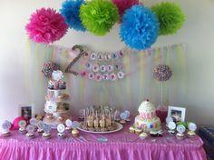 Tu-tu Sweet 2nd birthday party