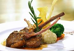 Passover Rack of Lamb Provencal Recipe by Jacques Pepin