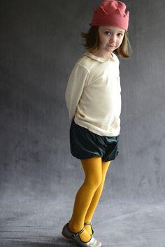 Bebe Bloomers | Olive Juice Kids #partyoutfit