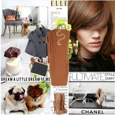 There is, after all, a kind of happiness in unhappiness, if it's the right unhappiness., created by de-si-ree.polyvore.com