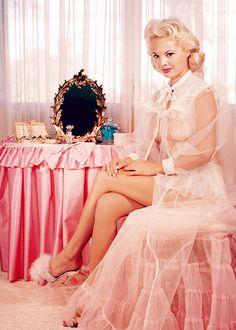 """Lisa Winters Playboy's """"Miss December"""" 1956"""