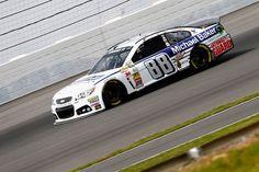 Dale Jr. at Pocono Raceway: Day 1