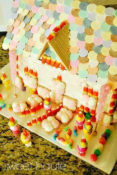 *SWEET HAUTE*: Creepy Candyland Cake