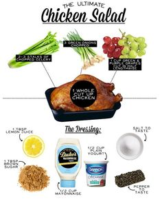 The Ultimate Chicken Salad