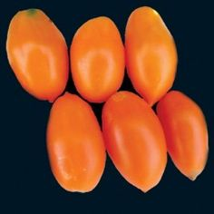 Orange Banana Tomato: $2.50 25 seeds