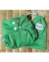 Barewear Bums modern cloth bamboo nappies are a must have for eczema babies