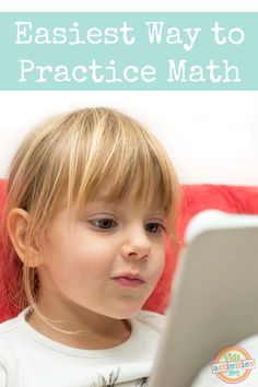 Easiest Way to Practice Math for Kids
