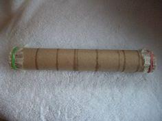 April 29, 2014. We made a rainstick craft!