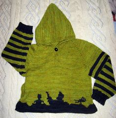 MST3K sweater. So awesome!
