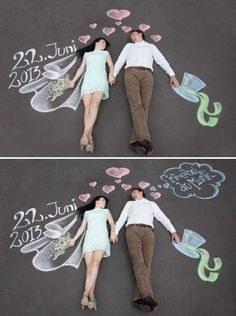 www.weddbook.com everything about wedding ♥ Unique & Creative Save The Date Photography #weddbook #wedding #photo