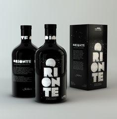 Orionte Liqueur Wine — The Dieline