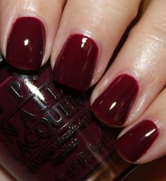 OPI - In The Cable Car-Pool Lane (OPI San Francisco Collection F/W 2013) / VampyVarnish