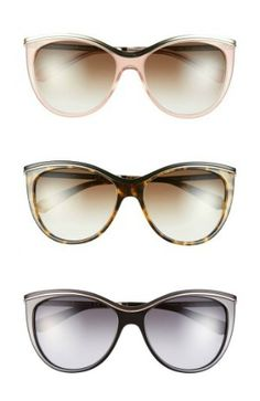 Love! Kate Spade cat eye sunglasses.