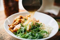 Happyolks | Kimchi Ramen
