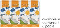 coconut water juice boxes