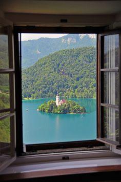 Lake View, Bled, Slovenia  **
