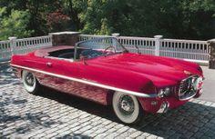 Dodge Firearrow IV Convertible (Ghia), 1954