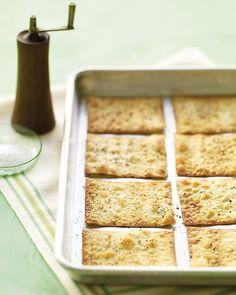 Wonton Crisps - Martha Stewart Recipes