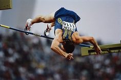 Sergey Bubka won six consecutive gold medals, becoming the only athlete in any event to win at six world championships. Over the course of his career, Bubka set a new world record 35 times.