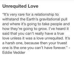 Eddie Vedder - quote