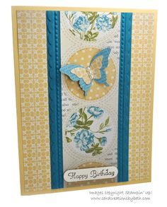 Card Creations by Beth: More Tea for Two