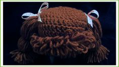Free pattern Cabbage Patch Hat for Halloween! | Grow Sew Happy