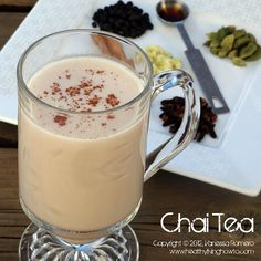 Chai tea is the perfect antidote to the stresses of our modern day life. Learn how to make this healthy and healing beverage.