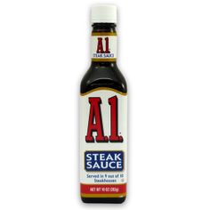 Make at home A1 Steak Sauce. Also a home recipes for Wheat Thins!