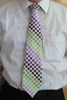 FREE sewing pattern - necktie